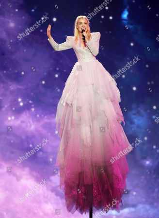 Kate Miller-Heidke of Australia performs during rehearsals for the Grand Final of the 64th annual Eurovision Song Contest (ESC) at the Expo Tel Aviv, in Tel Aviv, Israel, 17 May 2019. The Grand Final is held on 18 May.