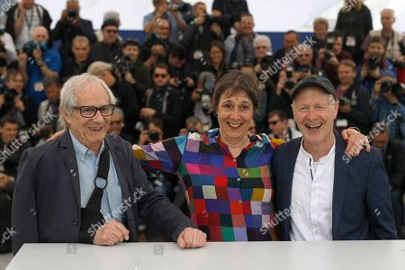Editorial photo of 2019 Sorry We Missed You Photo Call, Cannes, France - 17 May 2019