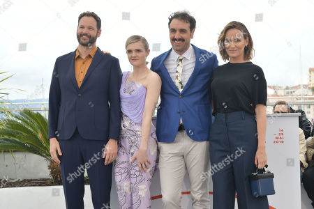 Kyle Marvin, Gayle Rankin, Michael Angelo Covino and Judith Godreche