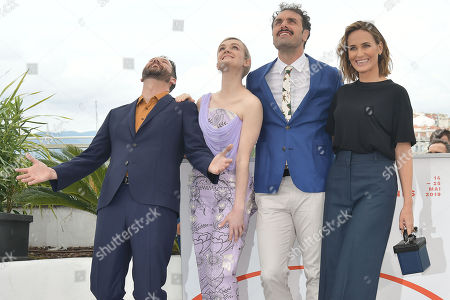 Stock Picture of Kyle Marvin, Gayle Rankin, Michael Angelo Covino and Judith Godreche