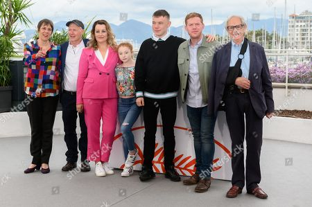 Editorial photo of 'Sorry We Missed You' photocall, 72nd Cannes Film Festival, France - 17 May 2019