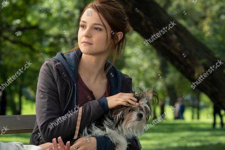 Kathryn Prescott as CJ and Bailey (Josh Gad)