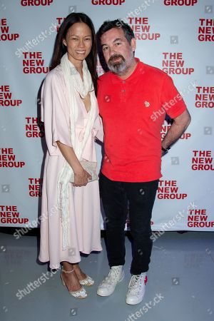 Stock Picture of Nora Ariffin, Duncan Sheik