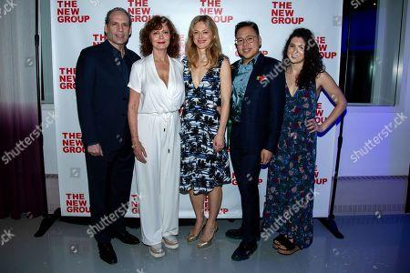 Editorial image of 'Happy Talk' play opening night,  New York, USA - 16 May 2019