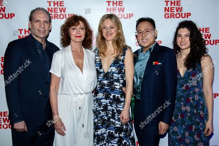 Stock Picture of Daniel Oreskes, Susan Sarandon, Marin Ireland, Nico Santos, Tedra Millan