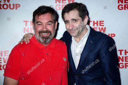 Editorial photo of 'Happy Talk' play opening night,  New York, USA - 16 May 2019