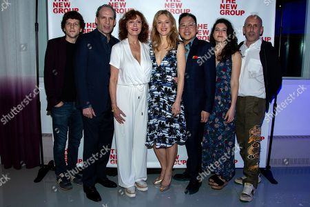 Editorial photo of 'Happy Talk' play opening night,  New York, USA - 16 May 2019