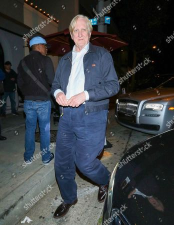 Editorial picture of Celebrities at Craig's Restaurant, Los Angeles, USA - 16 May 2019
