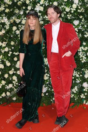 Charlotte Colbert and Philip Colbert