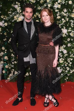 Maximilian Befort and Emily Beecham