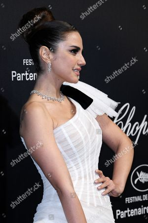 Editorial picture of Chopard party, 72nd Cannes Film Festival, France - 17 May 2019