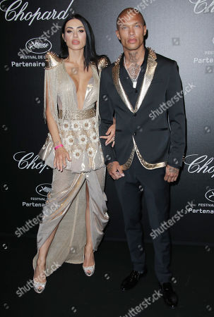Editorial image of Chopard party, 72nd Cannes Film Festival, France - 17 May 2019