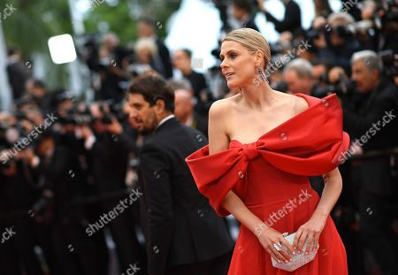Sofie Valkiers poses for photographers at the photo call for the film 'The Staggering Girl' at the 72nd international film festival, Cannes, southern France