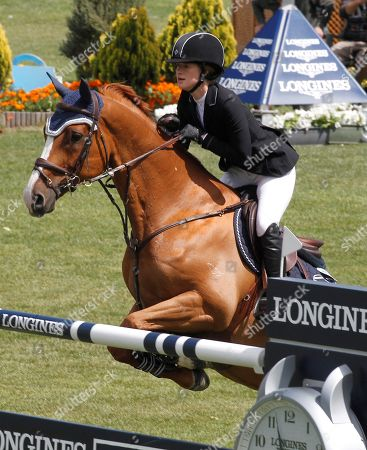Longines Global Champions Tour, Day 1, Madrid