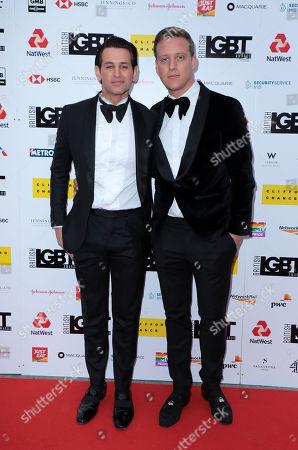 Ollie Locke and Gareth Locke