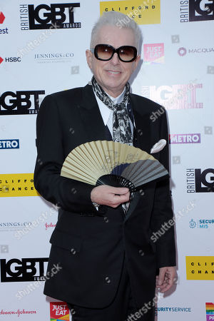 Stock Picture of Holly Johnson