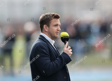 Stock Image of Glasgow Warriors vs Ulster. Rory Lawson, Premier Sports