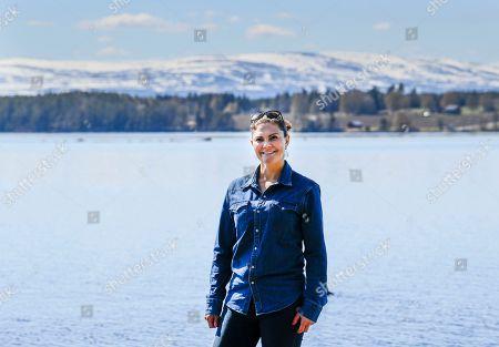 Crown Princess Victoria visit to Jamtland