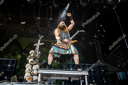 Zakk Wylde of Black Label Society performs at the Sonic Temple Art and Music Festival at Mapfre Stadium, in Columbus, Ohio