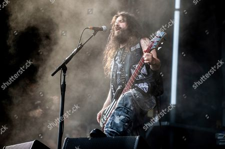 John DeServio of Black Label Society performs at the Sonic Temple Art and Music Festival at Mapfre Stadium, in Columbus, Ohio