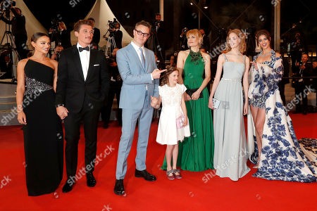 Editorial picture of Too Old to Die Young - North of Hollywood, West of Hell Premiere - 72nd Cannes Film Festival, France - 17 May 2019