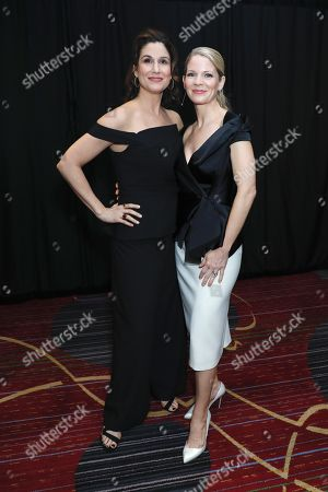 Stephanie J. Block and Kelli O'Hara