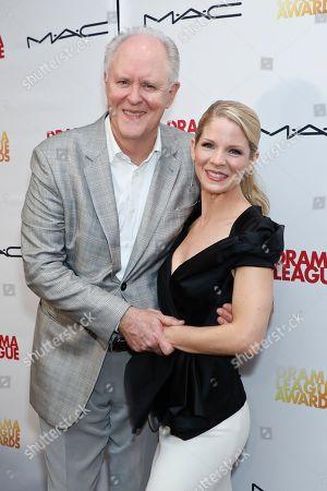 John Lithgow and Kelli O'Hara