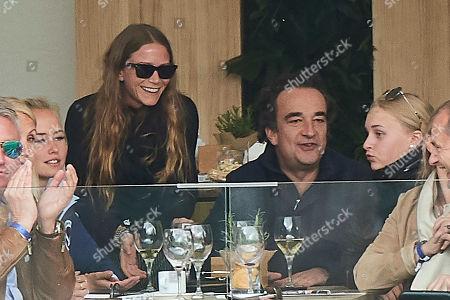 Mary-Kate Olsen, Olivier Sarkozy