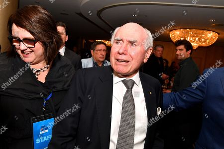 Editorial photo of Federal Election Day in Australia, Melbourne - 18 May 2019