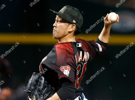 San Francisco v Arizona Diamondbacks