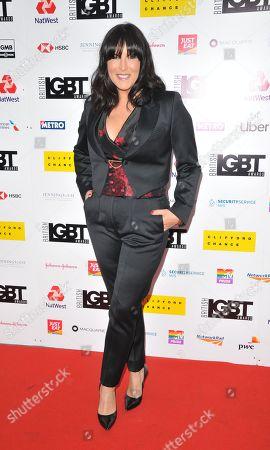 Editorial photo of British LGBT Awards, London, UK - 17 May 2019