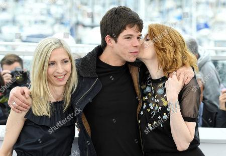 Jessica Hausner, Phenix Brossard and Emily Beecham