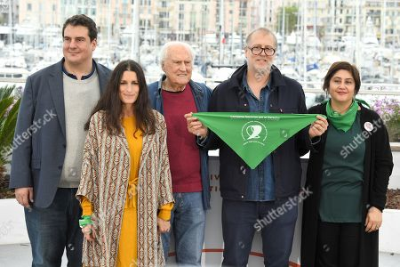 Editorial photo of 'Let It Be Law' photocall, 72nd Cannes Film Festival, France - 18 May 2019