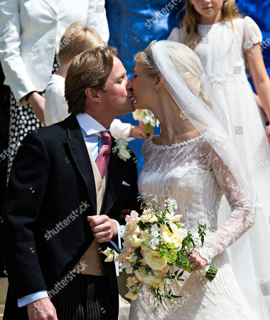The wedding of Lady Gabriella Windsor and Thomas Kingston, Windsor