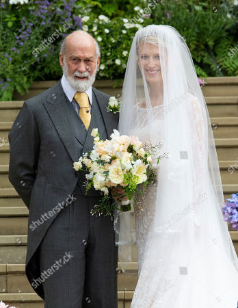 Prince Michael of Kent and Lady Gabriella Windsor