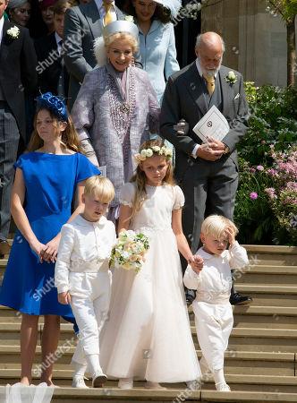 Princess Michael of Kent and Prince Michael of Kent