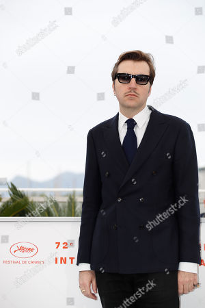 Albert Serra poses during the photocall for 'Liberte' at the 72nd annual Cannes Film Festival, in Cannes, France, 18 May 2019. The movie is presented in the section Un Certain Regard of the festival which runs from 14 to 25 May.