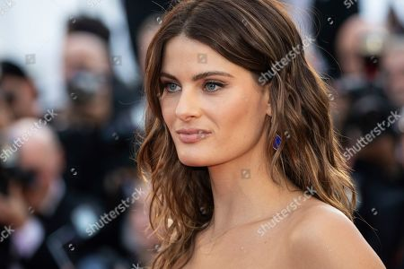 Dorra Zarrouk poses for photographers upon arrival at the Chopard Love event at the 72nd international film festival, Cannes, southern France