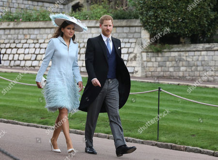 Sophie Winkleman and Prince Harry