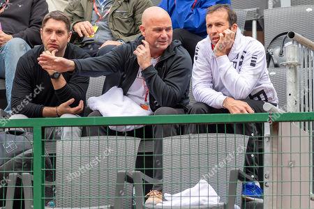 Editorial image of Geneva Open tennis tournament, Switzerland - 18 May 2019