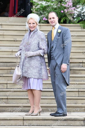 Princess Michael of Kent and Lord Frederick Windsor