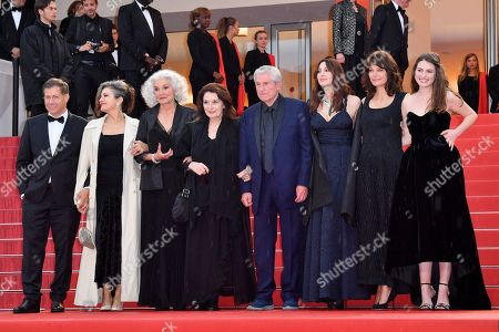 Editorial image of 'The Best Years of a Life' premiere, 72nd Cannes Film Festival, France - 18 May 2019