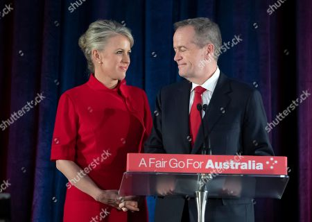Editorial picture of Election, Melbourne, Australia - 18 May 2019