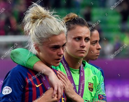 UEFA Women's Champions League Final, Olympique Lyonnais v FC Barcelona