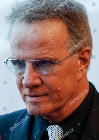 Christopher Lambert arrives for the screening of 'Les Plus Belles Annees d'une Vie' (The Best Years of a Life) during the 72nd annual Cannes Film Festival, in Cannes, France, 18 May 2019. The movie is presented in the Official Competition of the festival which runs from 14 to 25 May.