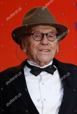 Jean-Louis Trintignant arrives for the screening of 'Les Plus Belles Annees d'une Vie' (The Best Years of a Life) during the 72nd annual Cannes Film Festival, in Cannes, France, 18 May 2019. The movie is presented in the Official Competition of the festival which runs from 14 to 25 May.