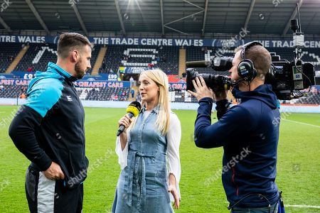 Editorial photo of Guinness PRO14 Champions Cup Play-Off, Liberty Stadium, Swansea, Wales  - 18 May 2019