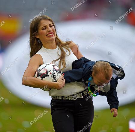 Editorial photo of Football: Germany, 1. Bundesliga, München - 18 May 2019