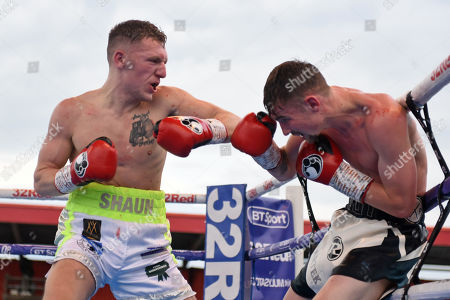 Editorial image of Frank Warren & Queensberry Promotions Show, Boxing, Stevenage Football Club, Lamex Stadium, Hertfordshire, United Kingdom - 18 May 2019