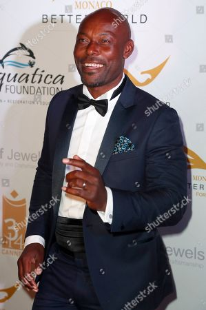 Jimmy Jean-Louis attends the Monaco Better World Forum Awards 2019 photocall, in Cannes, France, 18May 2019, within the scope of the 72nd annual Cannes Film Festival that runs from 14 to 25 May.